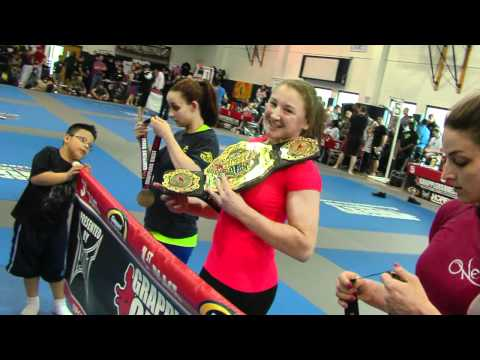 Episode 1 - 2012 Grapplers Quest LIVE Television Show Highlights from Wayne New Jersey, part 1