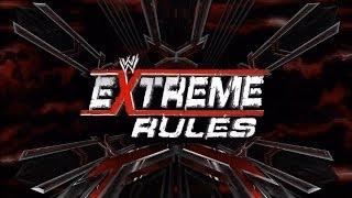 My WWE 2K14 Universe Mode Extreme Rules!