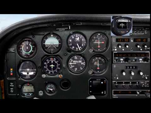 IFR/IMC Departure and Approach (Part 1)