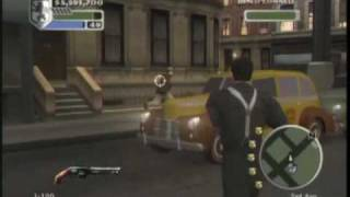 The Godfather: Gameplay (episode 1)