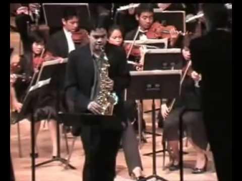 Hean Patayanikorn – H.Tomasi Concert (Part 2)