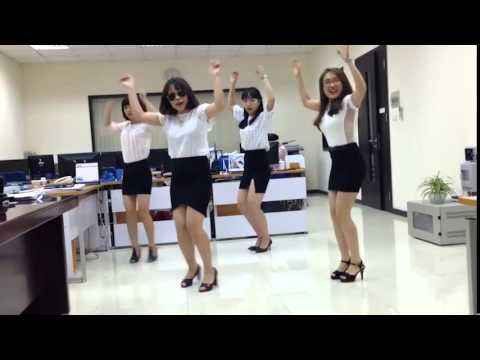 Điệu nhảy minions bá đạo trên từng hạt gạo