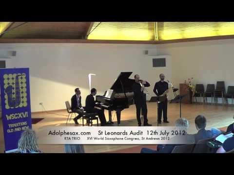 WSCXVI RTA TRIO   Trio in D Minor by Mikhail Glinka