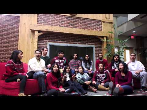 Jingle Bells - OSU Dhadkan 2013 - 2014