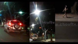 بالفيديو.. حملة أمنية لمحاربة الشواذ بشوارع كازا وهاشنو وقع |
