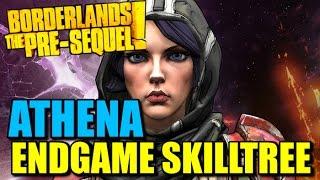 Borderlands Pre-Sequel: Endgame Athena Skill Tree Preview