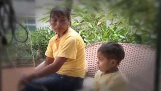 A história do pequeno índio Magnaldo