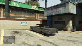 GTA V EPSILON MISSION (KIFFLOM) DECLASSE TORNADO LOCATION