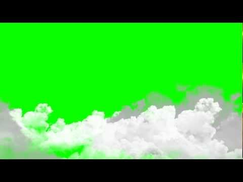 Above the Clouds - Free HD Green Screen Animation