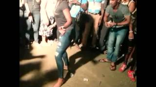 Watch Kate Henshaw dancing to Davido's Skelewu