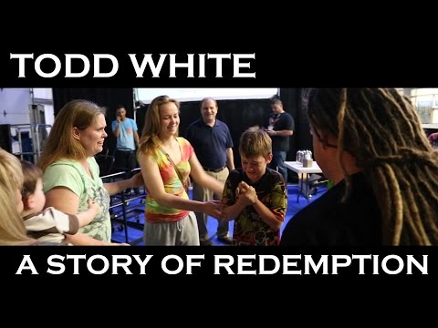 Todd White - Lifestyle Christianity - A story of redemption