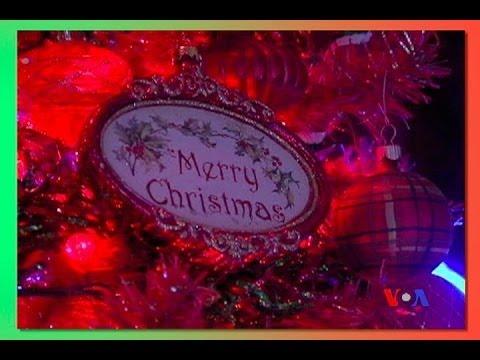 VOA gửi lời chúc Giáng Sinh 2013