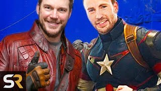 10 Superhero Actors Who Are Best Friends Outside The Avengers