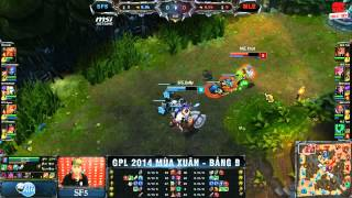 [13.02.2014] SF5 vs MLE [GPL Xuân 2014]