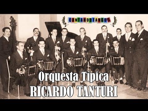Ricardo Tanturi - Alberto Castillo - La Vida Es Corta - Tango