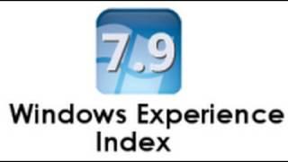Windows 7 Performance Rating Score Fun Hack