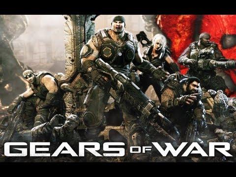 Gears of War: The Movie (Gears of War, GOW 2, GOW 3, GOW Judgement, Raam's Shadow, Dark Corners)