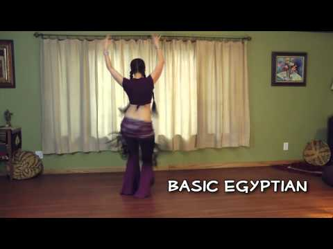 Tribal Belly Dance Practice Drills with Seba of WildCard BellyDance