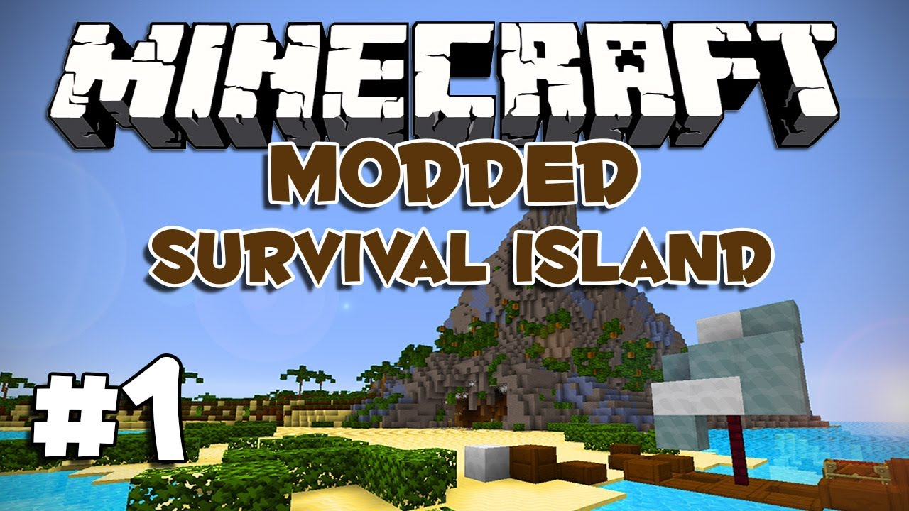 Survival island modded part 63