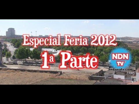 Especial Feria Pozoblanco 2012 - 1ª Parte
