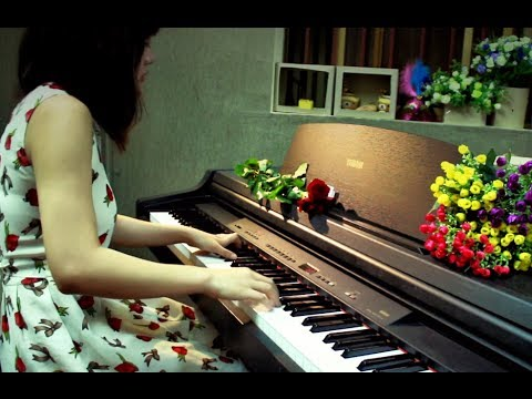 Anh Muốn Em Sống Sao (How Do I Live Without You) piano cover by Bội Ngọc