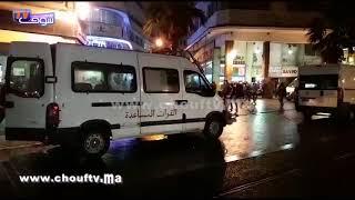 بالفيديو.. تحرير الملك العمومي بأكبر شوارع البيضاء |
