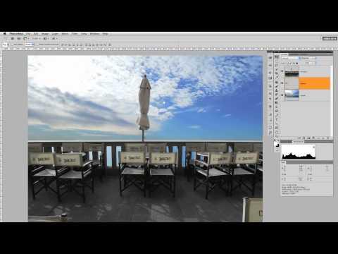 Photoshop CS5: i Livelli, il foto-montaggio