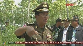 Thủ tướng Campuchia Hunsen đến Việt Nam thăm lại chiến trường xưa