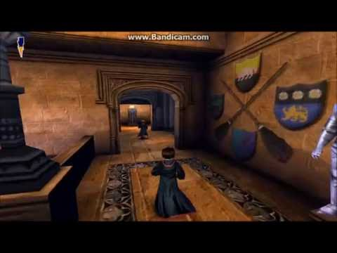 Harry Potter And The Philosopher's Stone PC Game Part 19 - The Troll