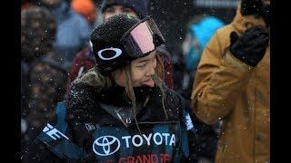 Bob Trosset's Interview with Team USA's Chloe Kim