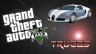 TRUCOS GTA 5 GRAND THEFT AUTO V PS3 XBOX