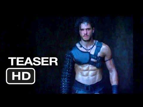 Pompeii Official Teaser Trailer #1 (2014) - Kit Harington, Paul W.S. Anderson Movie HD