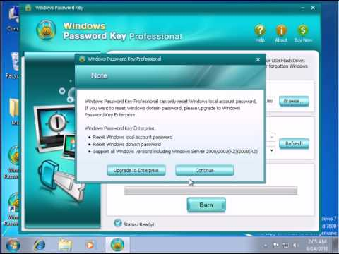 Forgot Windows 7 password- How to reset Windows 7 password efficiently