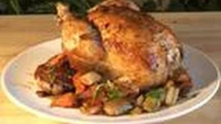 How To Make Rustic Roast Chicken