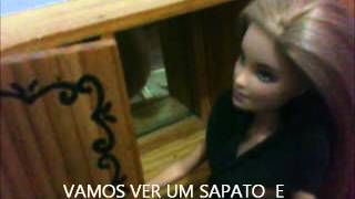 COMO TRANSFORMAR SUA BARBIE EM MONSTER HIGH !!!.wmv