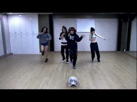 글램 - I LIKE THAT dance practice