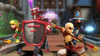 Dungeon Defenders II - Launch Trailer