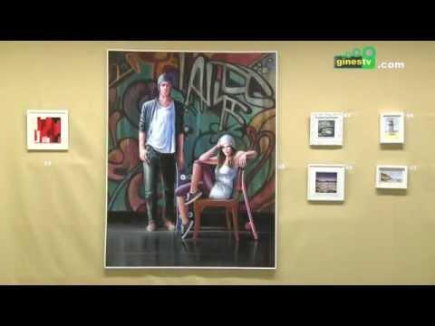 """La exposición """"Gines...De Arte"""" abre sus puertas hasta el día 29"""