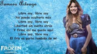 Frozen Uma Aventura Congelante ; '' Libre Soy'' Martina