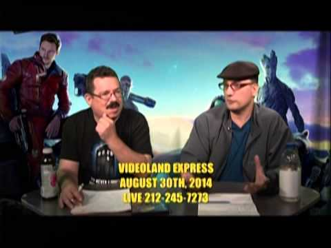 Videoland Express Live Aug. 30, 2014