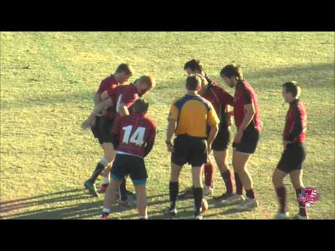 2013 USA Rugby College 7s National Championship: Wisconsin vs  Lafayette