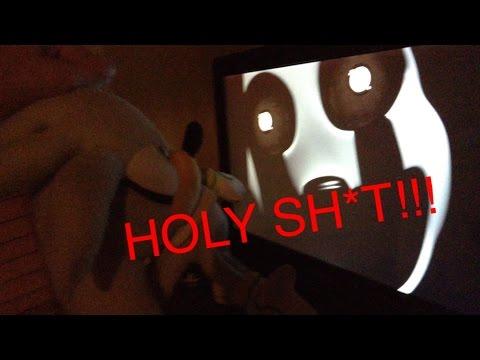 Shadow & Silver Play Five Nights at Freddy's 4! (HD)