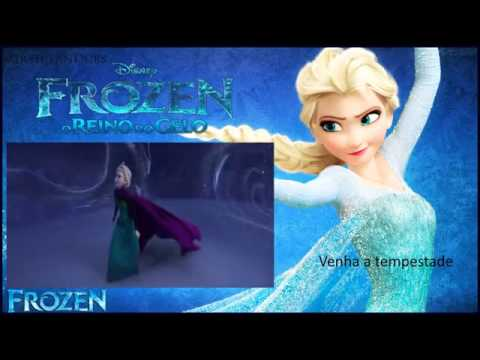 Frozen, O Reino Do Gelo   Já Passou   Versão Portuguesa  Com letra