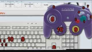 Dragon Ball Z Budokai Tenkaichi 3 PC Configurar Mando