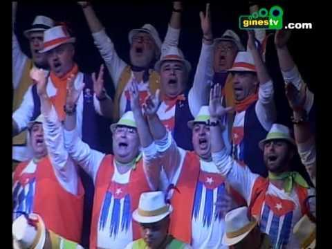 Los que viven como reyes. Carnaval de Gines 2013 (Gran Final)