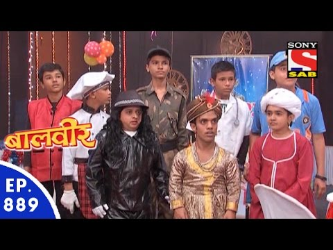 Baal Veer - बालवीर - Episode 889 - 7th January, 2016