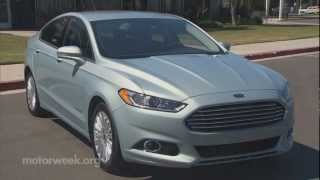 Road Test: 2013 Ford Fusion videos