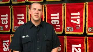 Fairfax County Fire & Rescue Department: 133rd Recruit
