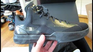Big Baller Brand ZO2 In Hand Review and Unboxing.  First early look