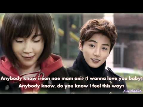 Me Too, Flower ~ Love Is You(eng/rom sub)